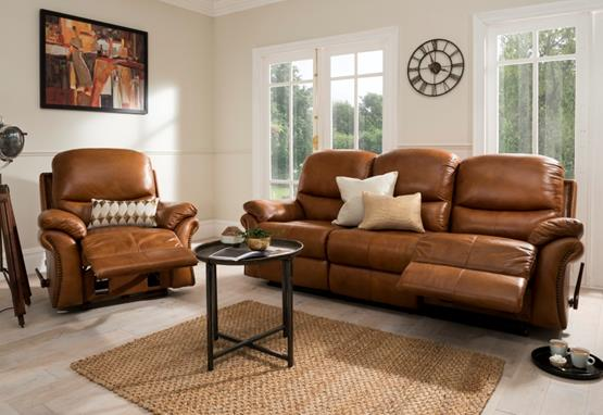 range featuring recliners, sofas and chairs
