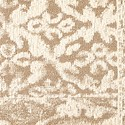 Cream fabric swatch
