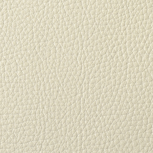 Ice White leather swatch