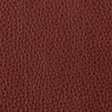 Wine leather swatch