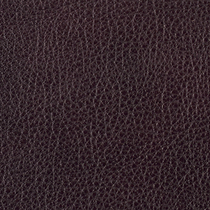 Deep Purple leather swatch