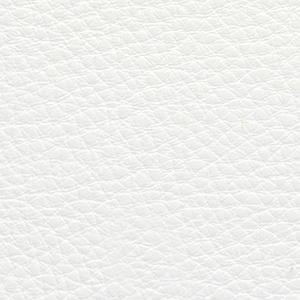 Pure White leather swatch