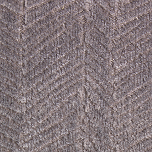 Silver fabric swatch
