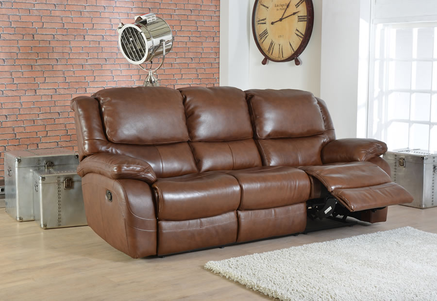 Ava range featuring recliners, sofas and chairs