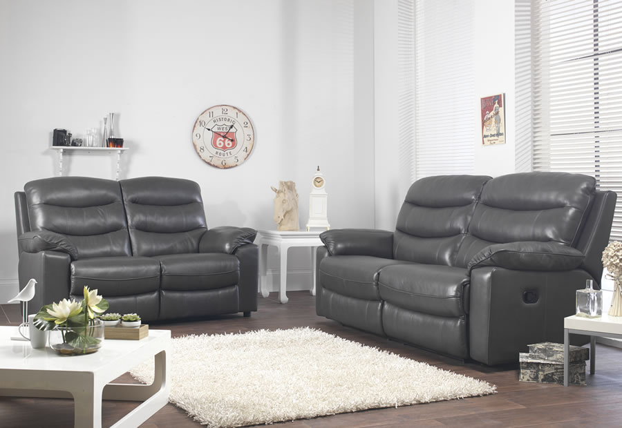 Newark range featuring recliners, sofas and chairs