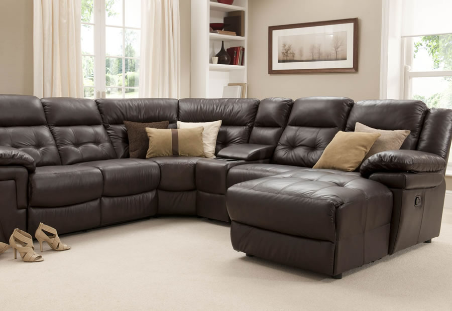 Nashville range featuring recliners, sofas and chairs
