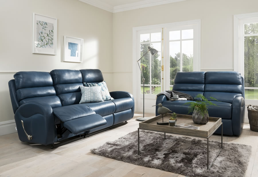 Albany range featuring recliners, sofas and chairs