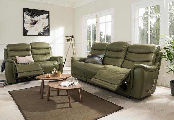Sheridan range featuring recliners, sofas and chairs