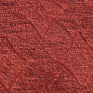 Terracotta fabric swatch