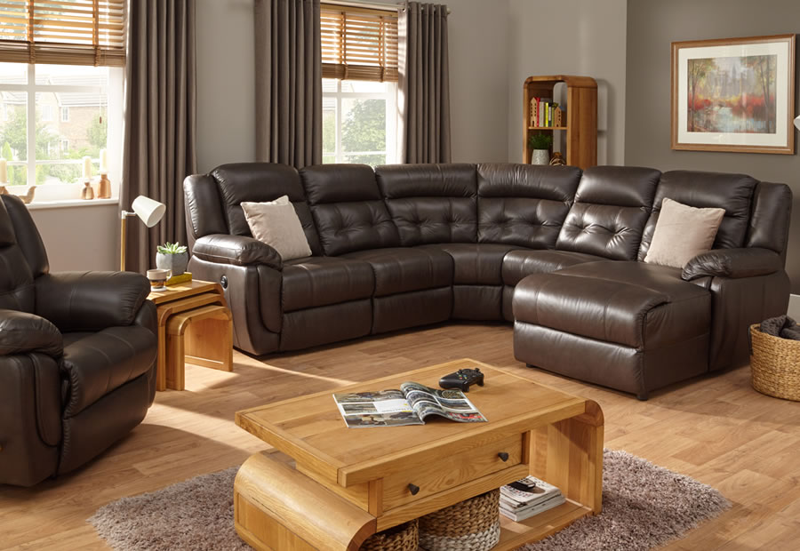 Phoenix range featuring recliners, sofas and chairs