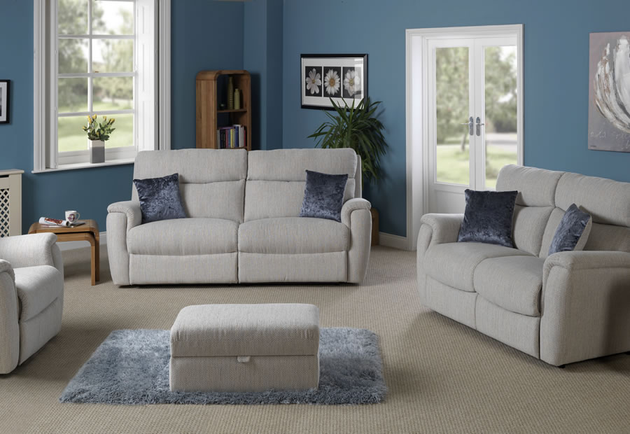 Detroit range featuring recliners, sofas and chairs