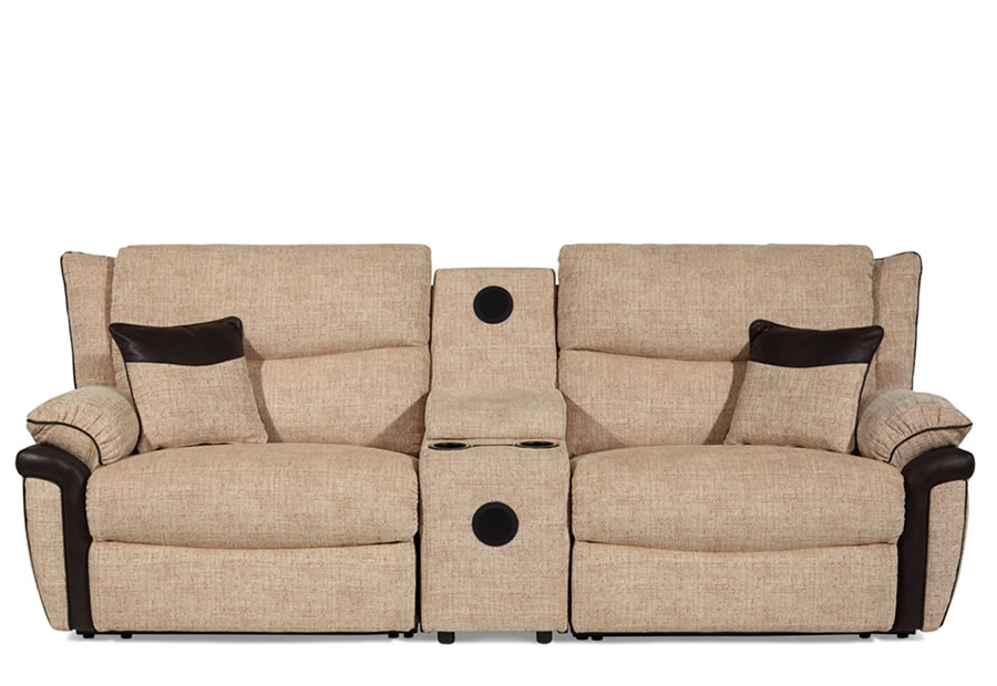 Celebration two seater sofa with sound