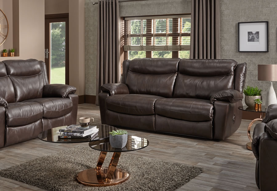 Santa Fe range featuring recliners, sofas and chairs