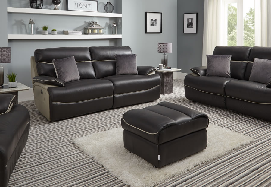 Franklin three seater sofa image 5