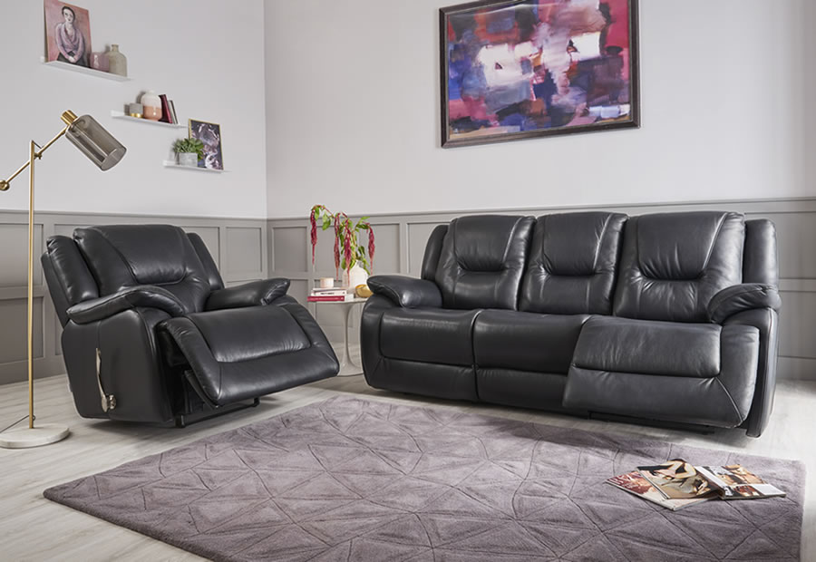 Balmoral range featuring recliners, sofas and chairs