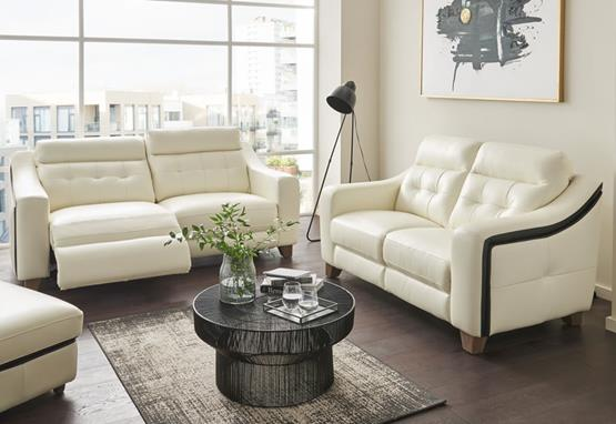 Oslo range featuring recliners, sofas and chairs
