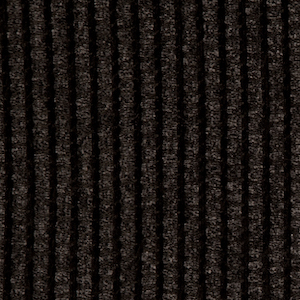 Black fabric swatch