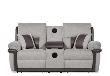 Vegas two seater sofa with sound