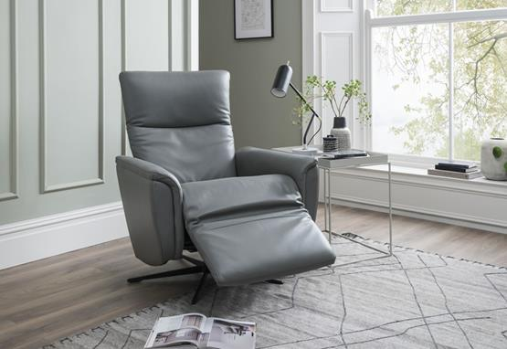 Jensen range featuring recliners, sofas and chairs