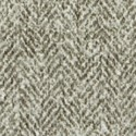 Platinum fabric swatch
