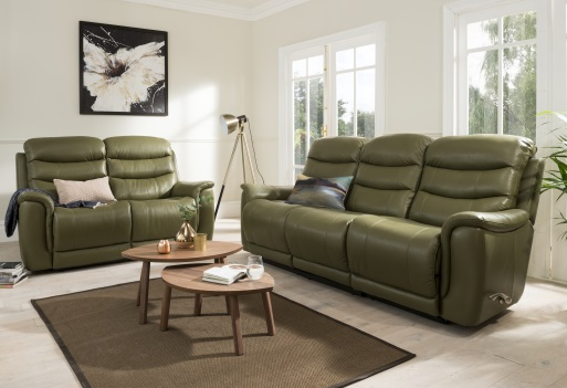 Five reasons to choose a leather sofa image