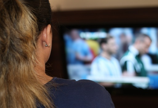 Why you don't need to leave your living room to enjoy the World Cup image