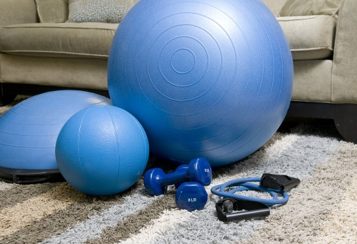 Easy armchair exercises to help you stay active image