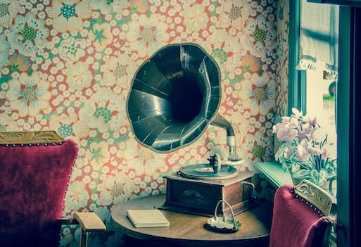 How to create a 1950s look in your living room image
