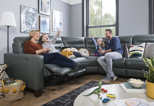 How to social distance in your living room image